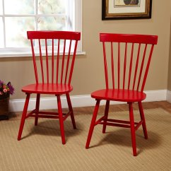 Windsor Kitchen Chairs How To Make A Chair Cover Out Of Sheet Venice Set 2 Multiple Colors Walmart Com