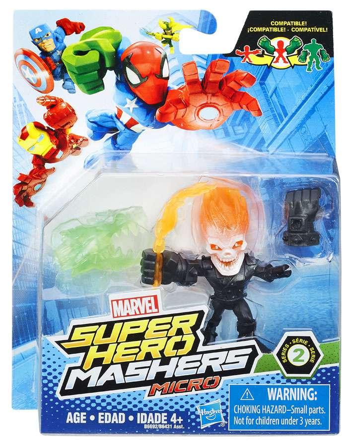 Marvel Series 2 Ghost Rider Action Figure Walmart