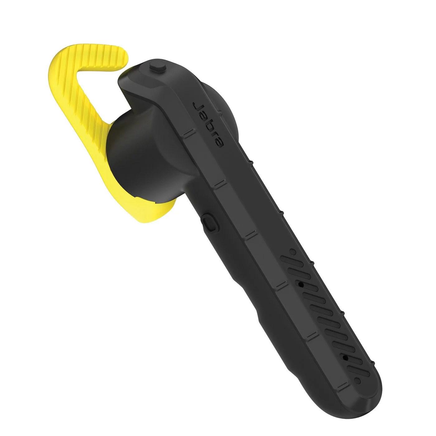 Jabra 100-97600000-14 Steel Ruggedized Wireless Bluetooth Mono Ear-hook Headset. Black (Open Box - Like New)   Walmart Canada
