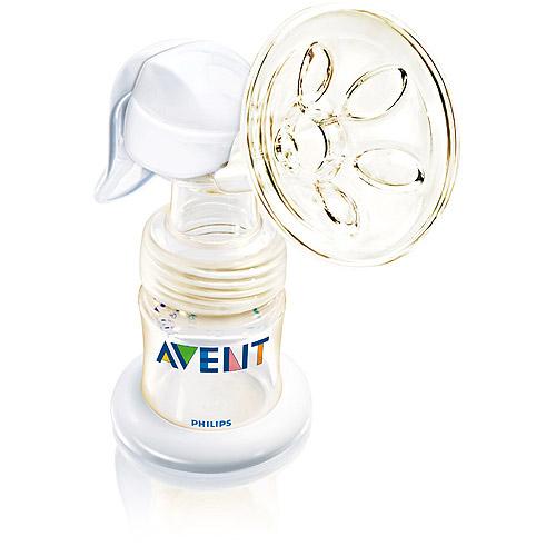Avent Manual Breast Pump - Walmart.com