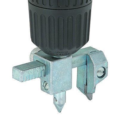 carbide adjustable circle round hole cutter drill bit for ceramic tile circular