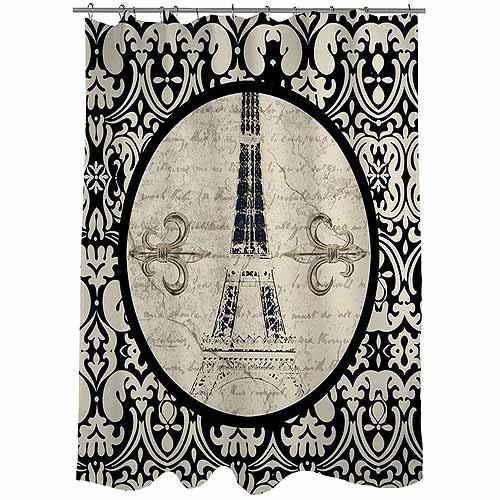 Thumbprintz Paris Damask Eiffel Tower Walmart Com