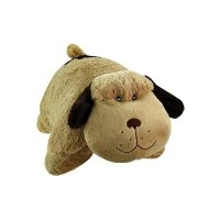 "Pee Wee Genuine Pillow Pet PUPPY DOG Small 11"" - Walmart.com"