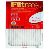 3M Filtrete Allergen Defense Furnace Filter - Walmart.com