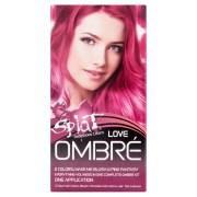 splat rebellious colors love ombr