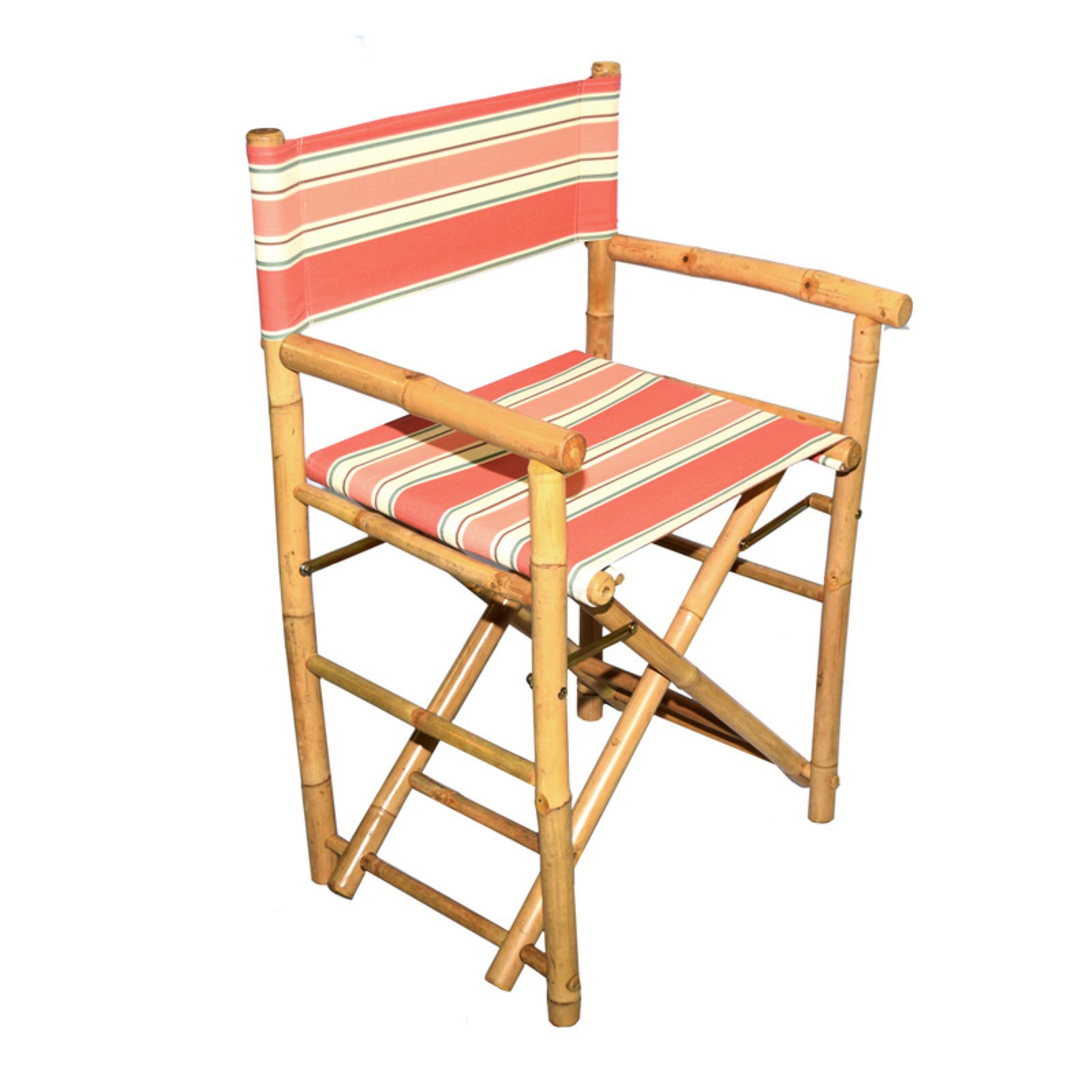 bamboo directors chairs chair covers hire wirral bamboo54 folding low with canvas cover set of 2 walmart com