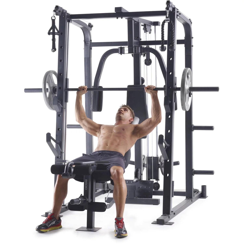 Weider pro smith cage strength trainer also walmart rh