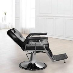 Office Chair Customer Reviews Mid Century Patio Chairs Ainfox Black All Purpose Hydraulic Recline Barber Salon Spa