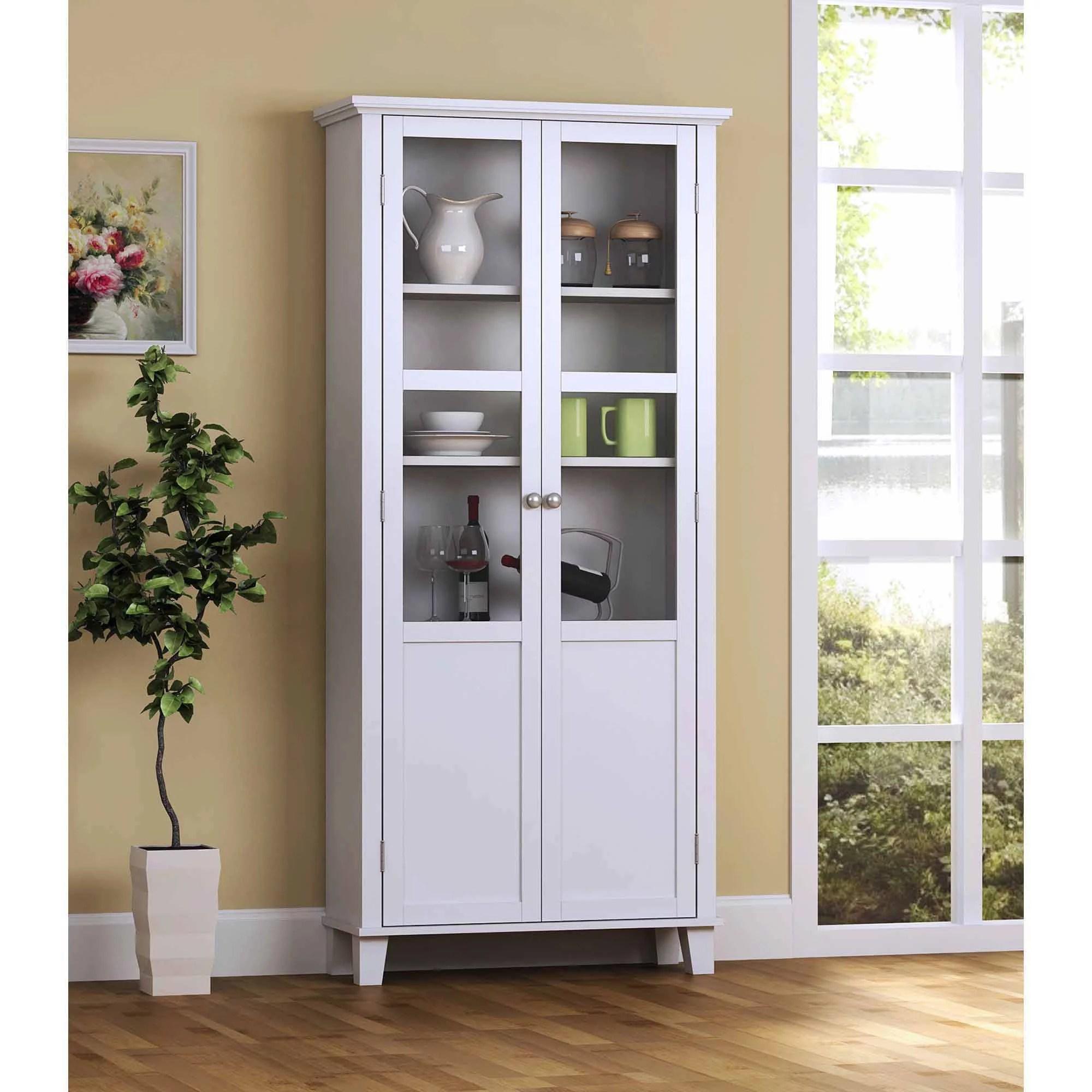 Homestar 2Door Storage Cabinet  Walmartcom