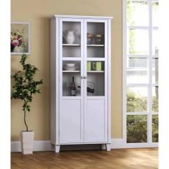 Storage Cabinets Kitchen Knife Brands Homestar 2 Door Cabinet Walmart Com