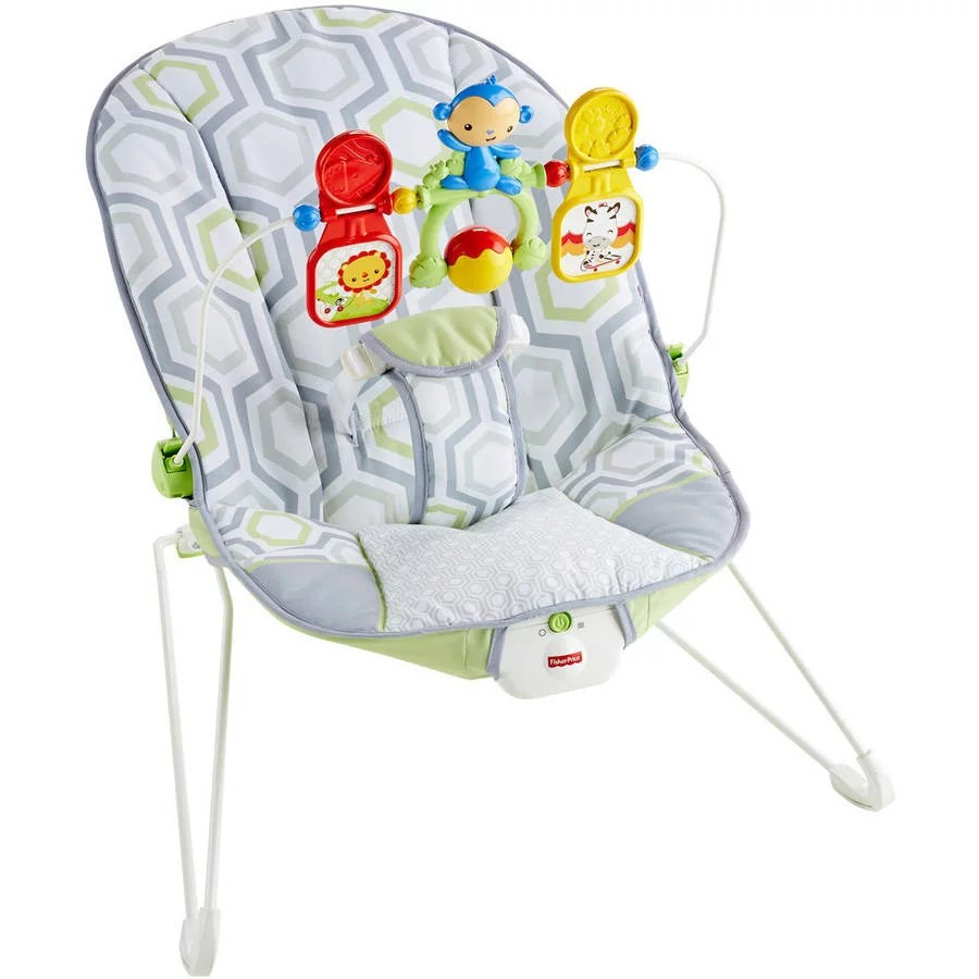 Fisher Price Baby Chair Buy Fisher Price Baby S Bouncer Geo Meadow Cheapest Fisher