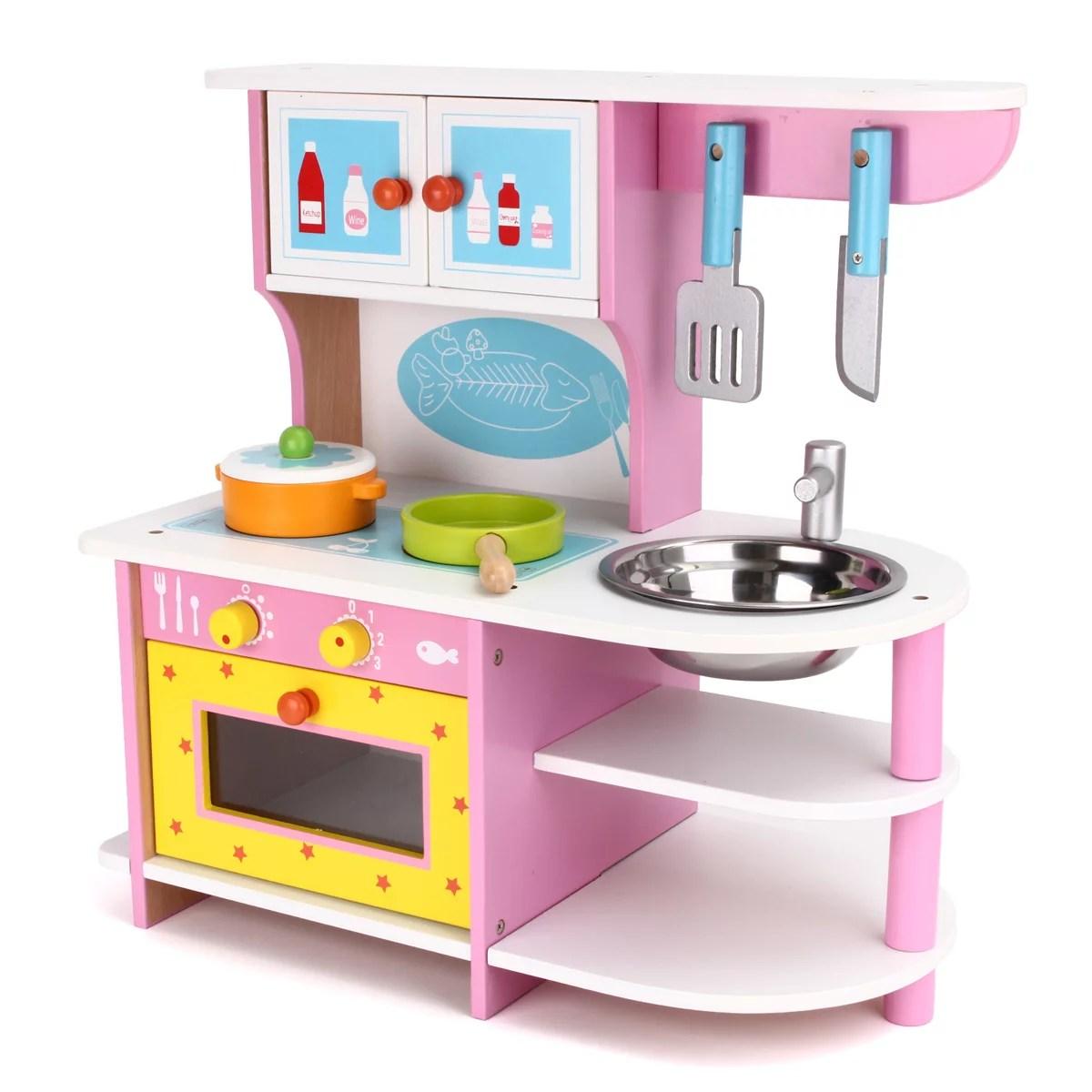 Toddler Kitchen Play Set Novocom Top