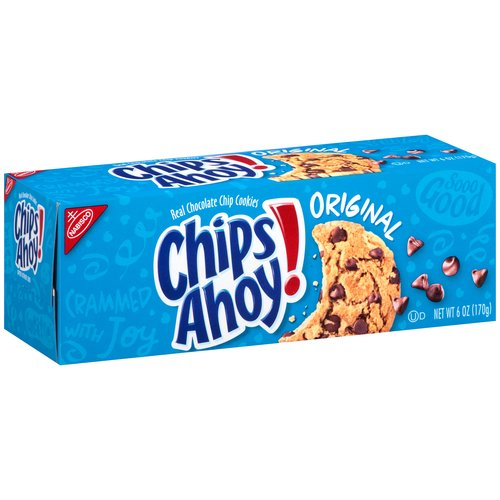 Nabisco Chips Ahoy Chocolate Chip Cookies Convenience Pack