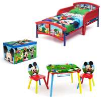 Disney Mickey Mouse Room-in a Box with BONUS Table ...