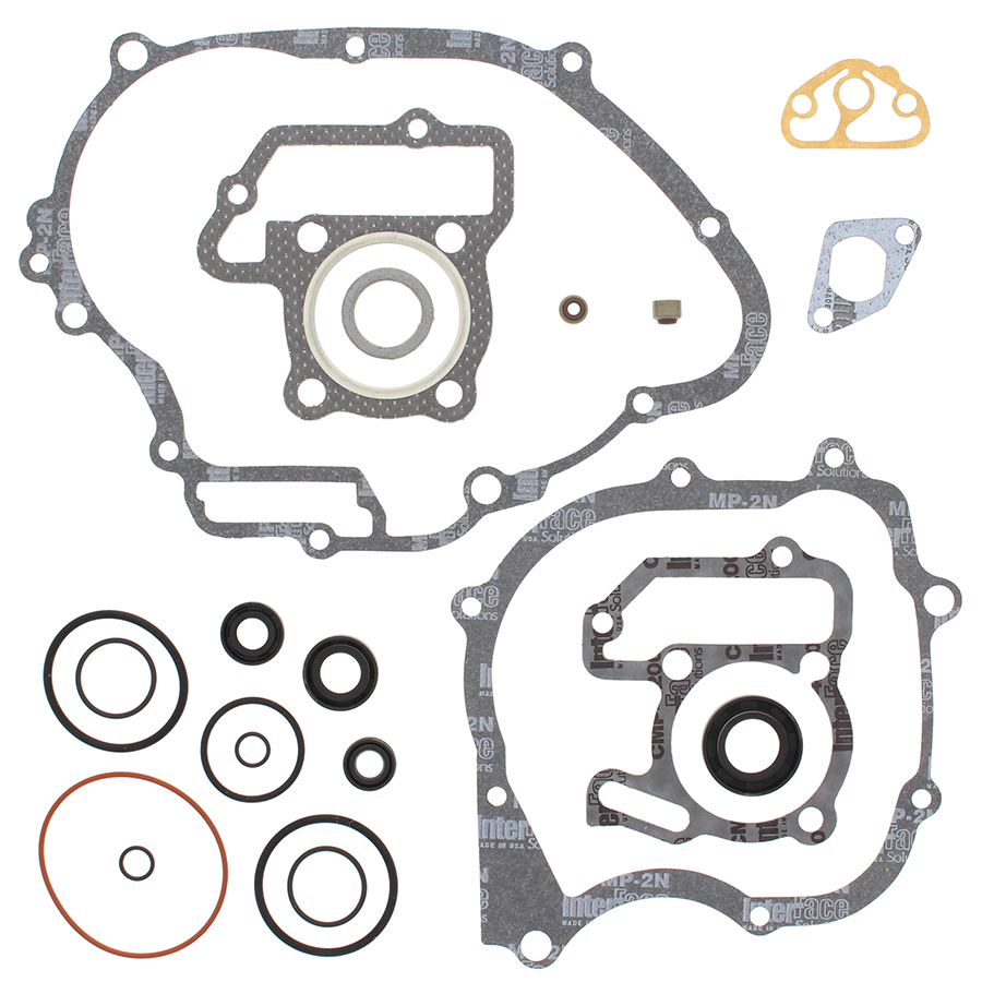 New Gasket Kit With Oil Seals for Yamaha TTR90 00 01 02 03