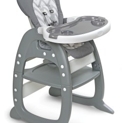 High Chair Basket Office Good Posture Badger Baby Infant Toddler Reclining