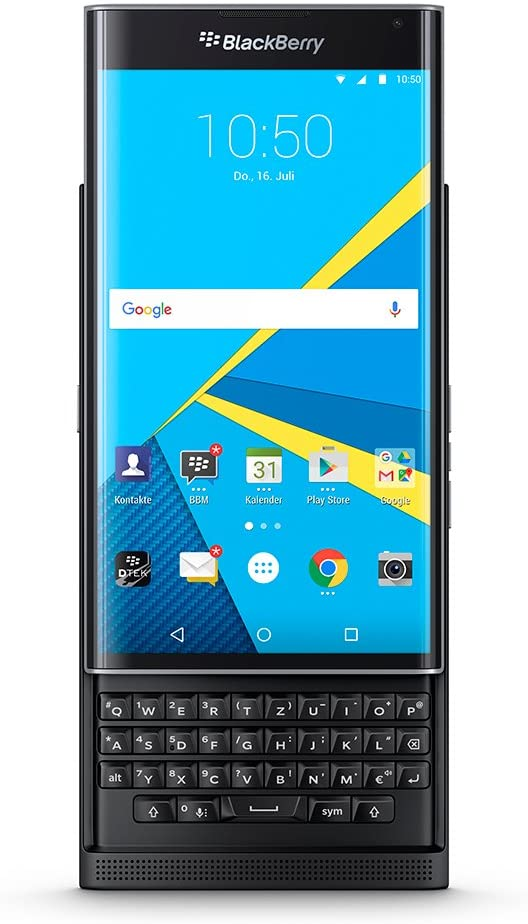BlackBerry Priv Factory - New Open Box Android Smartphone   Walmart Canada