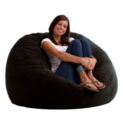 Buy Bean Bag Chair Constance Side Chairs Comfort Research Fuf Walmart Com