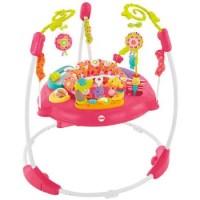 Fisher-Price Pink Petals Jumperoo - Walmart.com