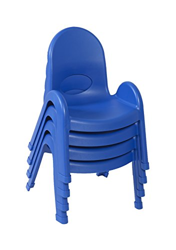 royal blue chairs desk chair wheels value stack 9 child walmart com