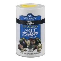 Diamond Crystal Iodized Salt Sense Real Salt, 13.0 OZ ...