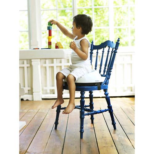 baby bjorn booster chair skeleton babybj 246 rn white walmart com