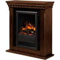 Dimplex Compact Electric Flame Fireplace, Nutmeg - Walmart.com