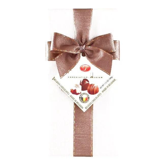Delafaille Wrapped Chocolate Box 3.38 oz each (1 Item Per Order. not per case) - Walmart.com - Walmart.com