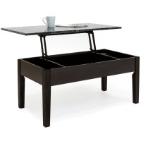Best Choice Products Living Room Lift-up Coffee Table w ...