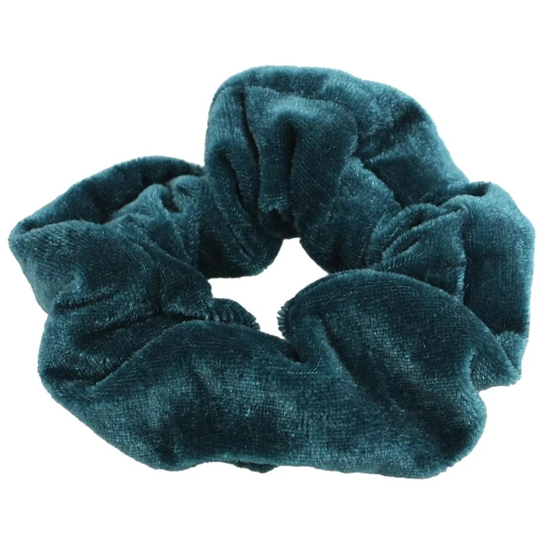lady elastic velvet hair tie band