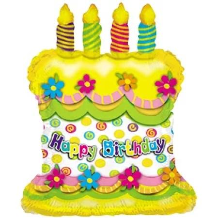 Cti Stick Balloon Cake