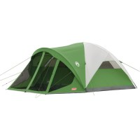 Coleman Evanston 6-Person Screened Dome Tent - Walmart.com