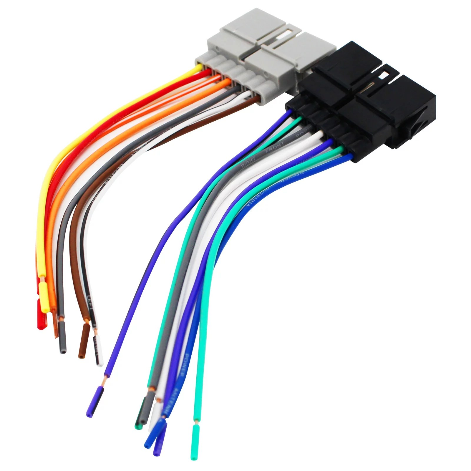 hight resolution of replacement radio wiring harness for 2001 dodge ram 1500 2000 dodge ram 1500 1999 dodge ram 1500 1998 dodge ram 1500 1997 dodge ram 1500 1996 dodge ram