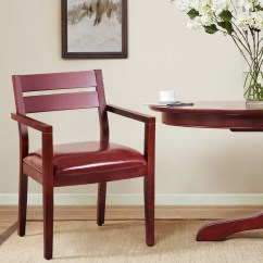 Brown Office Guest Chairs Rocking Chair Images Harper Bright Designs Leather Seated With Arms Reception Furniture Reddish Walmart Com