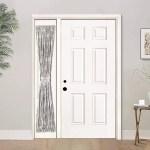 Thermal Front Door Curtain