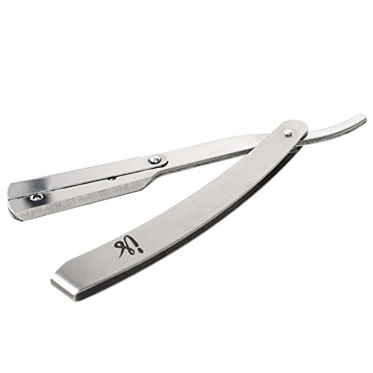 professional barber razor stainless