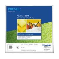 """Soft Touch Pillow Insert, 18"""" x 18"""" - Walmart.com"""