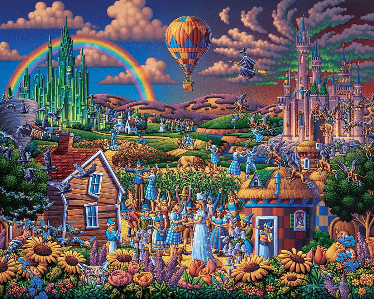 Dowdle Jigsaw Puzzle