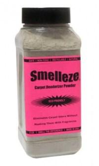 Smelleze Carpet Deodorizer Powder Odor Eliminator ...