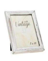 8X10 DISTRESSED WHITE WOOD PICTURE FRAME - Walmart.com