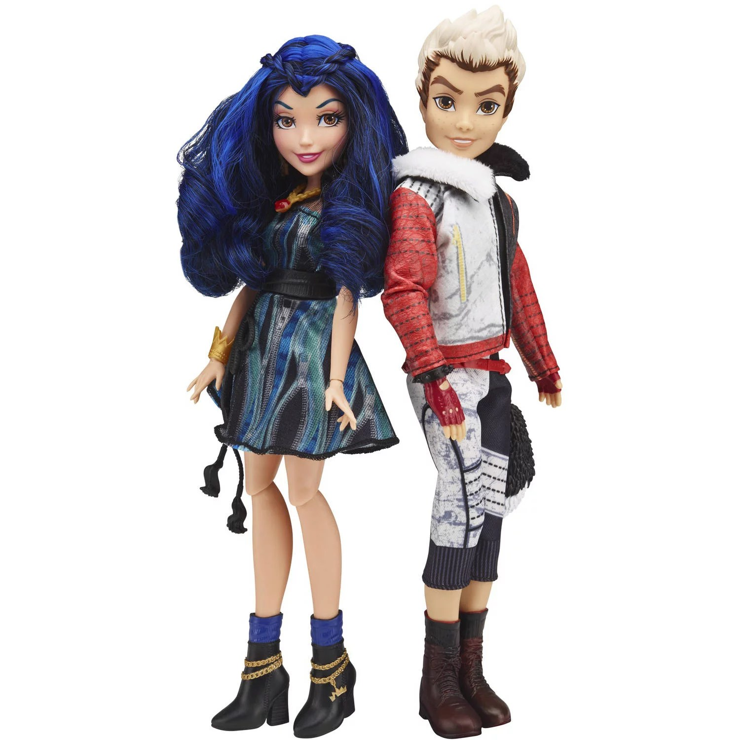 Disney Descendants 2 Pack Evie Isle Of The Lost And Carlos