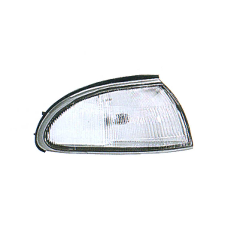 hight resolution of 1993 1997 geo prizm headlight lamp clear lens halogen 1997 geo prizm 1993 1997 geo prizm passenger side right corner fender