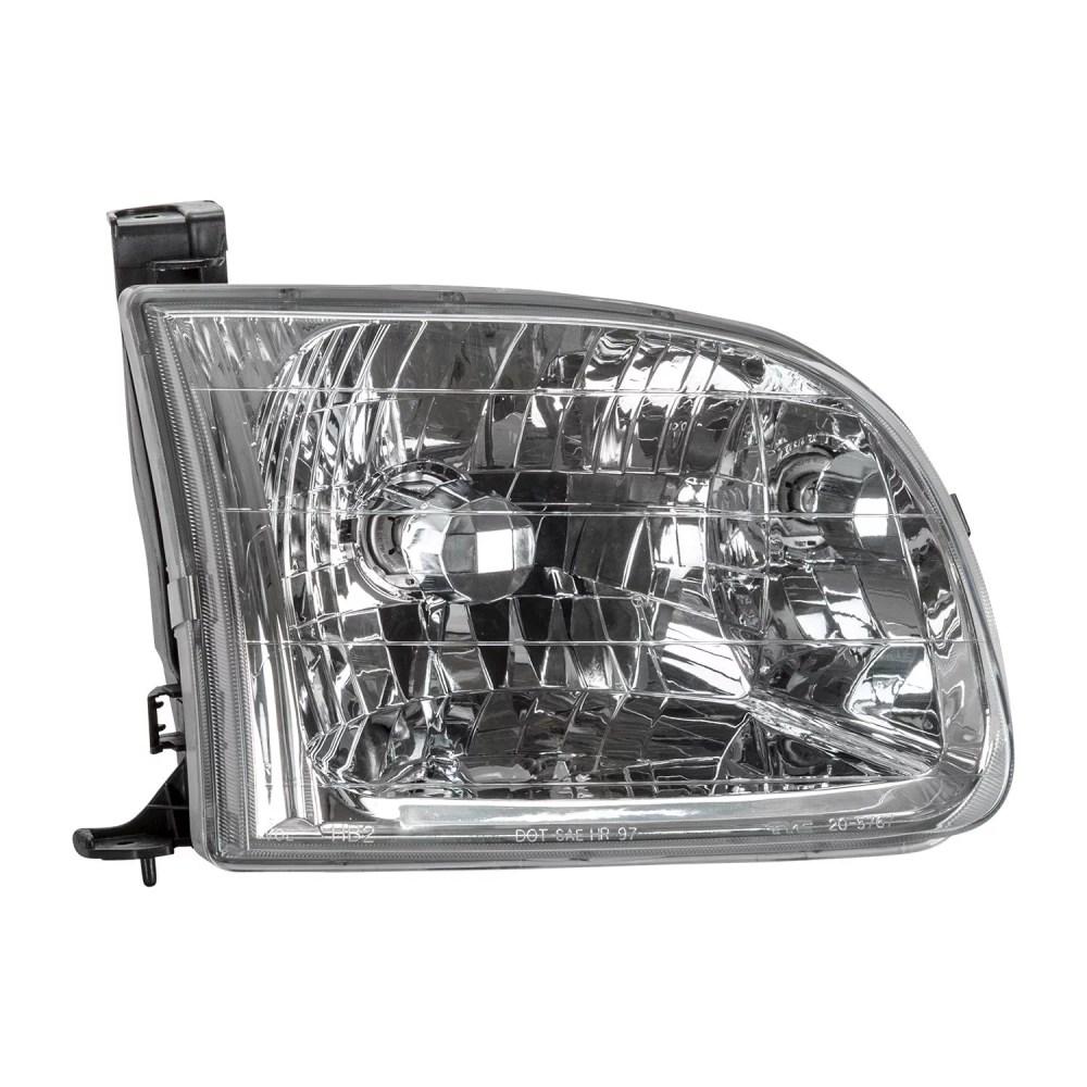 medium resolution of tyc 20 5767 00 1 right headlight assembly for 2000 2004 toyota tundra to2503129 walmart com
