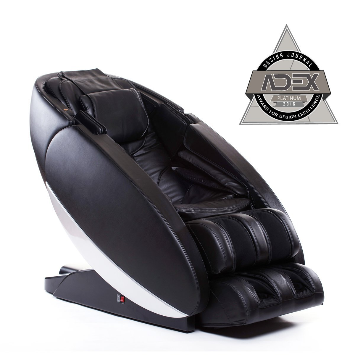 human touch chairs glider chair kijiji novo full body coverage zero gravity l track massage black walmart com