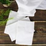 Mainstays 5 Pack Flour Sack Kitchen Towel White Walmart Com Walmart Com
