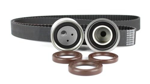 small resolution of dnj tbk133 timing belt kit water pump 97 12ford mitsubishi 3 5l 3 8l 6g74 6g75 walmart com