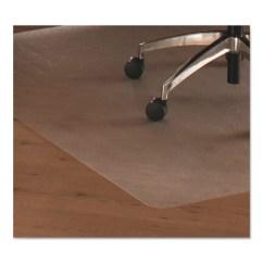 Floortex Chair Mat Green Velvet Dining Chairs Cleartex Ultimat 35 X 47 For Hard Floor, Rectangular - Walmart.com