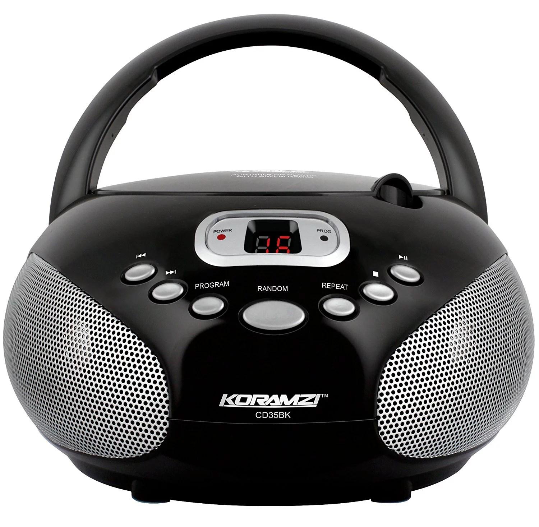 cd boombox sound system