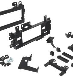 scosche fcj2076 1974 01 ford chrysler jeep mounting dash kit for car radio stereo installation walmart com [ 1500 x 1000 Pixel ]