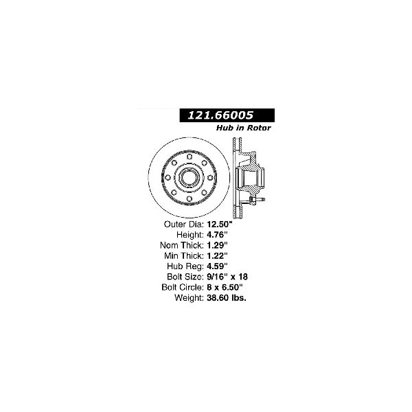 Go-Parts OE Replacement for 1987-1988 Chevrolet R20
